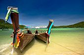Amazing beach, Thailand