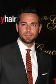 LOS ANGELES - MAY 22:  Zachary Levi arrives at the 37th Annual Gracie Awards Gala at Beverly Hilton Hotel on May 22, 2012 in Beverly Hllls, CA