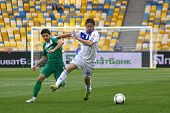 Football Game Dynamo Kyiv Vs Vorskla Poltava