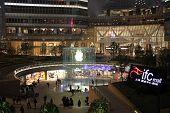 Shopping Center In Shanghai, China