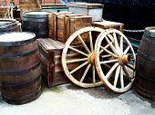Wheels and Barels