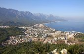 Town of Kemer, Turkey
