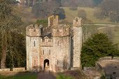 Dunster Castle Gatehouse Somerset