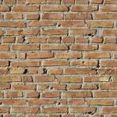Brick Wall Seamless Texture.