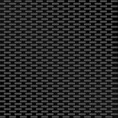 Negro de fibra de carbono sin costura