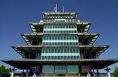 Pagoda At Indianapolis Motor Speedway