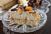 layer-cake as dessert