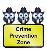 Crime zone USA