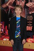 LOS ANGELES - MAR 11:  Luke Vanek arrives at the World Premiere of