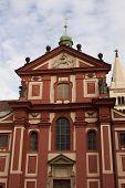 Basilica Of St. George In Prague