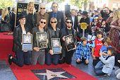 LOS ANGELES - OCT 30: Taylor Hawkins, John Densmore, , John Doe, Perry Farrell, Dave Navarro, Stephe