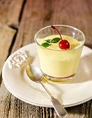stock photo of moscato  - Zabaione  - JPG