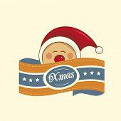 Pixie Christmas Label