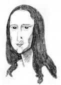 A Skinny Mona Liza