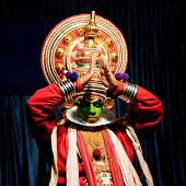 pic of arjuna  - THEKKADY INDIA  - JPG