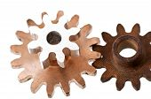 Differential gears