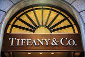 Tiffany & Co Shop In Milan