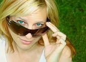 Sunglass Woman
