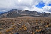 Mount Tongariro, Tongariro National Park, New Zealand