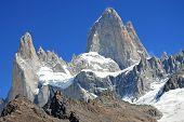 Fitz Roy Massif, Chalten, Argentina