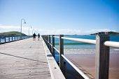 Coffs Harbour pier.