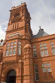 Cardiff Bay Landmark; Pierhead Building