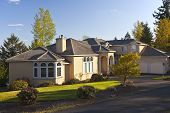 Residential Mansion Clackamas Oregon.
