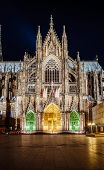 picture of dom  - Cologne Cathedral  - JPG