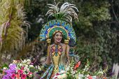 Flower Carnival In Nice, France