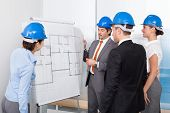 Architects Discussing Plan