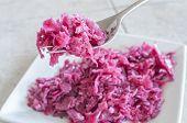 Red Sauerkraut