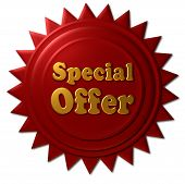 Special Offer (Red Star)