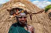 Omo Valley People - Mursi Tribe