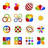 Color elements