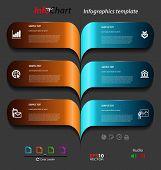 Stylized presentation,option template