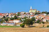 Cityscape Of Vrsar, Istria, Croatia