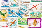 Stamps Printed In The Ussr, United By One Theme -