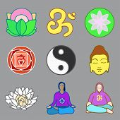 icons of yoga