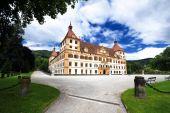Eggenberg Castle In Graz