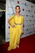 LOS ANGELES - APR 12:  Carmen Carrera at the GLAAD Media Awards at Beverly Hilton Hotel on April 12,
