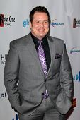 LOS ANGELES - APR 12:  Chaz Bono at the GLAAD Media Awards at Beverly Hilton Hotel on April 12, 2014