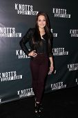 LOS ANGELES - OCT 3:  Kelli Berglund at the Knott's Scary Farm Celebrity VIP Opening  at Knott's Berry Farm on October 3, 2014 in Buena Park, CA