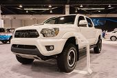 2015 Toyota Tacoma Trd Pro At The Orange County International Auto Show
