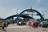 Border Entry To Kazakhstan From Kyrgyzstan