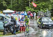 The Cyclist Alessandro De Marchi
