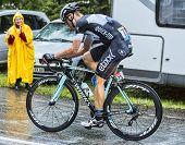 The Cyclist Tony Martin