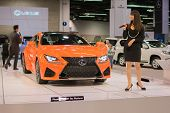 2015 Lexus Rcf At The Orange County International Auto Show