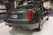 2015 Cadillac Ats At The Orange County International Auto Show