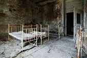 Chernobyl Hospital - Bed Room