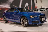 2015 Audi S5 Coupe At The Orange County International Auto Show